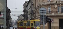 Łódź: Na powrót tramwajów na Kilińskiego poczekamy co najmniej do grudnia