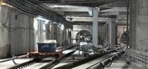 Metro: Rosyjski odkurzy tunele, jazdy próbne za miesiąc