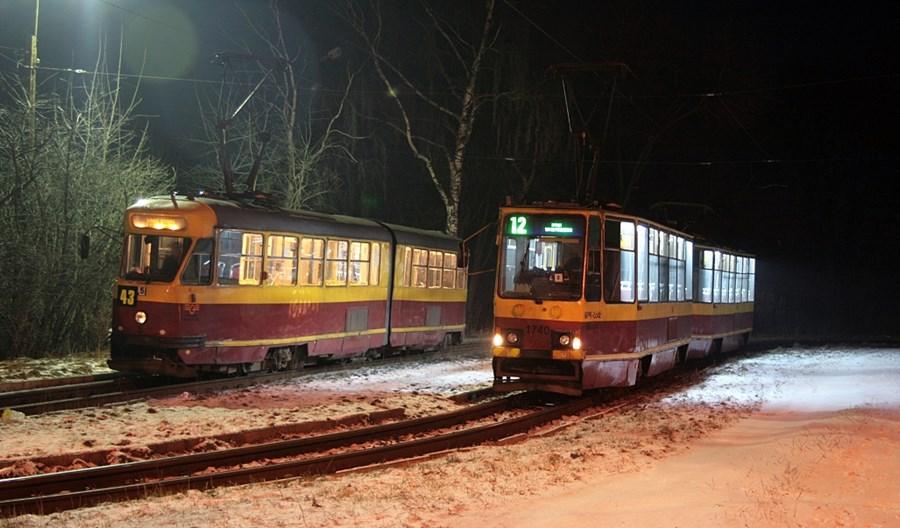Łódź: nadeszła kolejna fala cięć w rozkładach