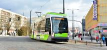 Jakich tramwajów chce Olsztyn? Limonkowych, cichych i z Wi-Fi