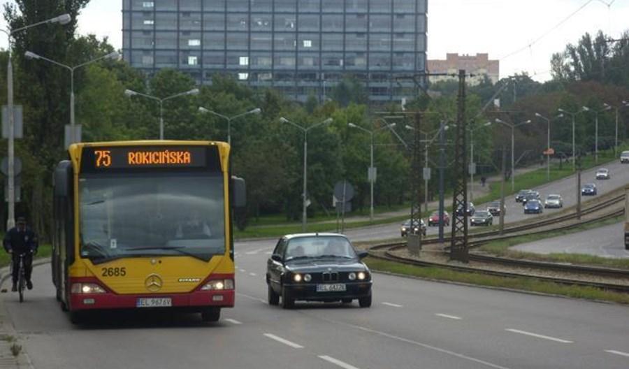 Łódź z wnioskiem o środki UE na rozbudowę sieci tramwajowej