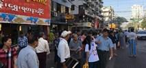 Rangun. Nowy system transportu autobusowego dla milionów pasażerów