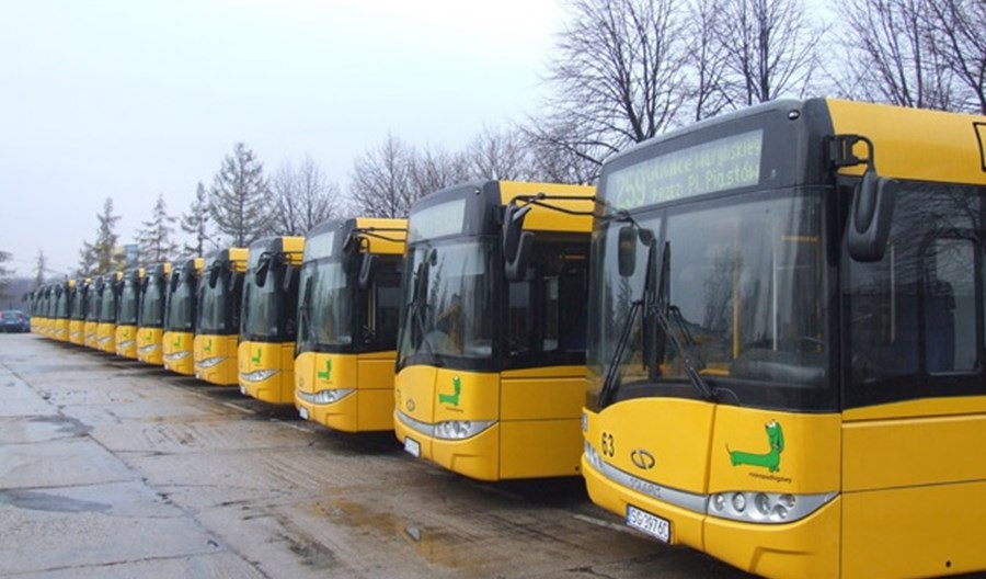 MAN i Solaris rywalizują o zlecenie dla PKM Gliwice