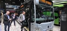 Mercedes na Busworld z hybrydą Citaro i jeszcze bez e-autobusu [zdjęcia]