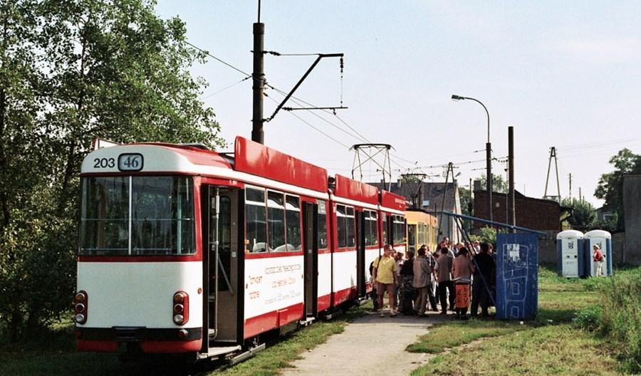 Ozorków: Skradziono sieć trakcyjną linii 46. MPK wypowiedziało umowę na jej dzierżawę