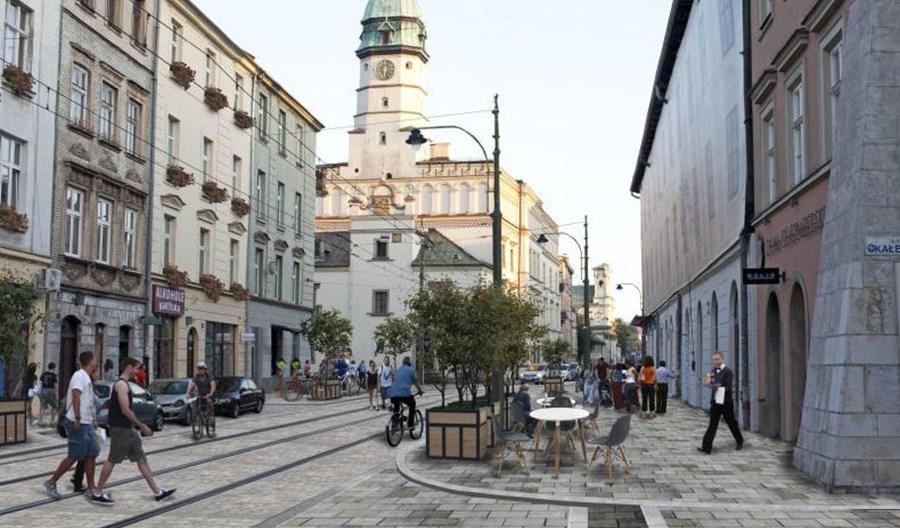 Kraków wybiera wykonawcę przebudowy tramwaju na Krakowskiej i Dietla