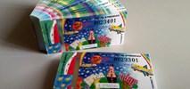 Pabianice: Bilety z dziecięcym rysunkiem