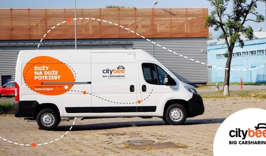 Łódź kolejnym miastem z car-sharingiem dostawczaków