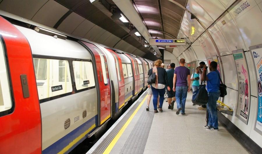Londyn: smog w metrze. Powietrze gorsze niż na ulicach