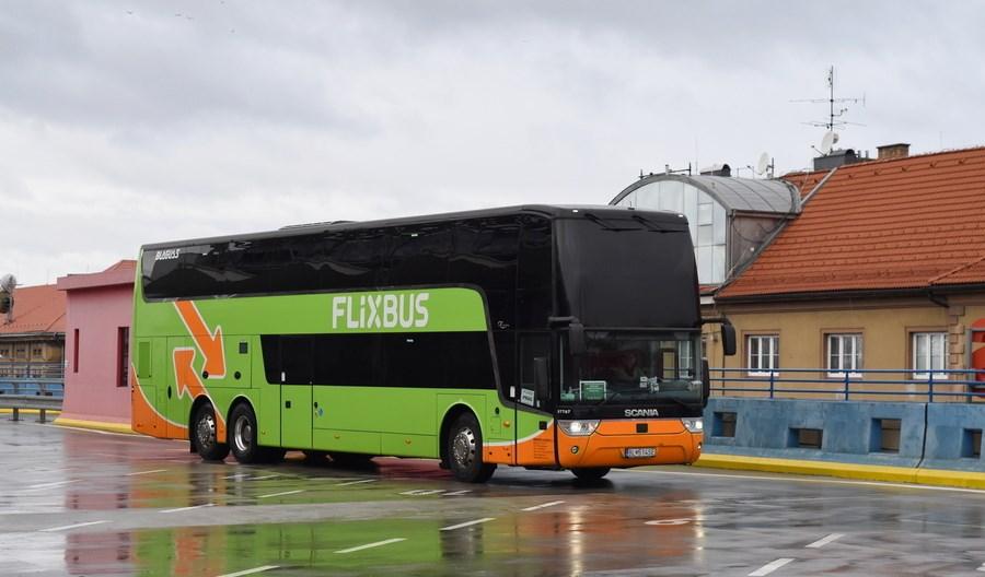Flixbus obniża ceny biletów na Dzień bez Samochodu