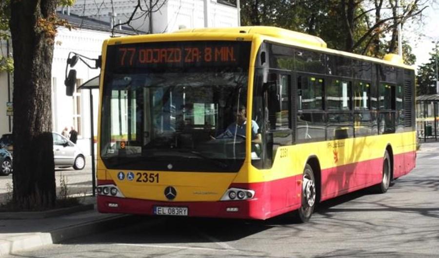 Łódź: Dalszy ciąg zmian rozkładów jazdy