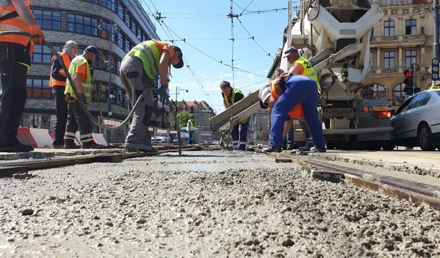 MPK Wrocław chwali się mniejszą liczbą wykolejeń tramwajów