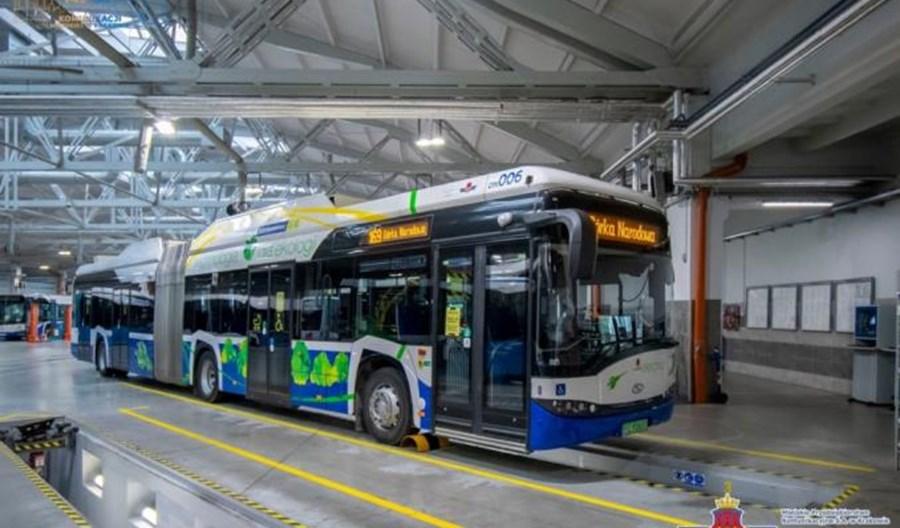 Kolejne elektryczne autobusy od Solarisa będą własnością MPK Kraków