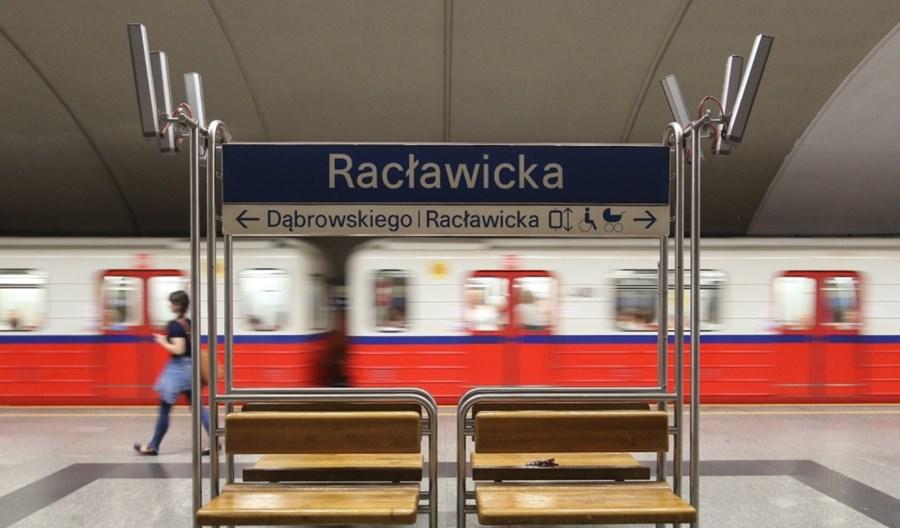 Metro: Na Racławickiej zamiast platformy powstanie winda