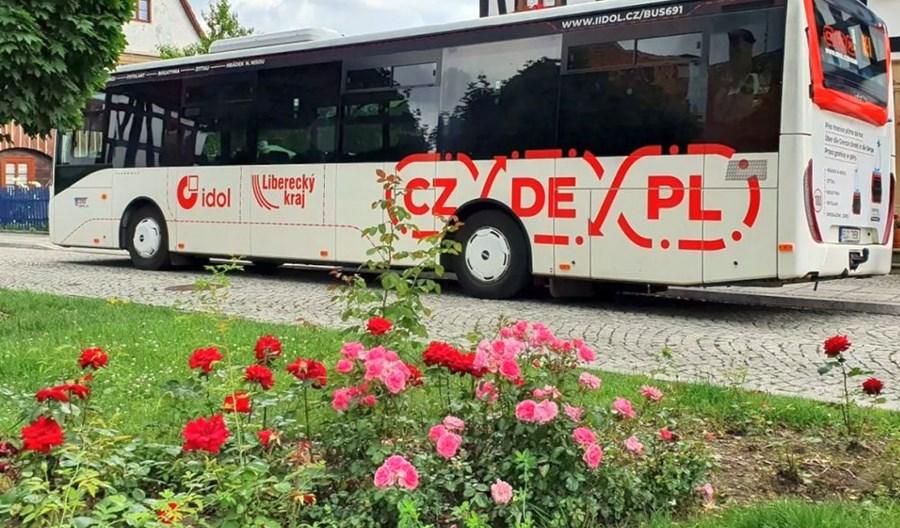Powróciły polsko-czesko-niemieckie autobusy transgraniczne