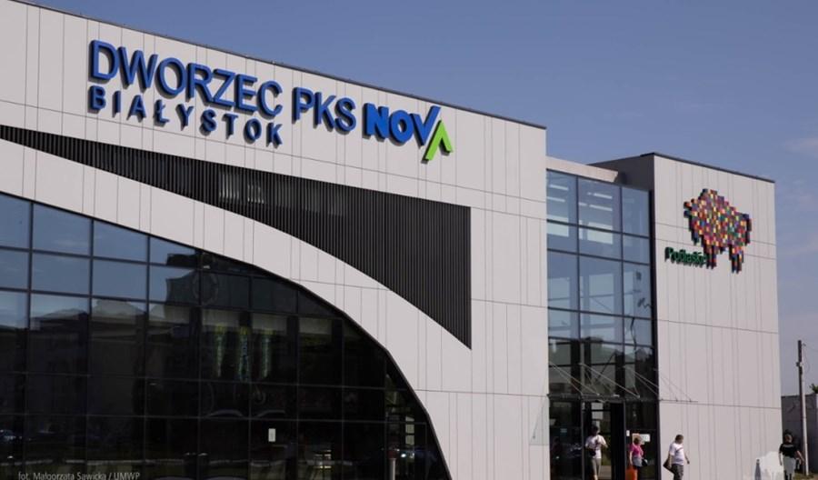 Podlaskie: Województwo dokapitalizowało PKS Nova. Przewoźnik ma przetrwać kryzys