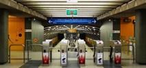 Strefy bramek biletowych na I linii metra do przebudowy