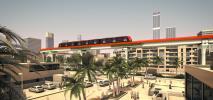 Propozycja Alstomu dla Krakowa: bezobsługowe metro na wiadukcie