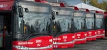 Budapeszt: Wszystkie nowe Solarisy Trollino wycofane z ruchu przez drzwi