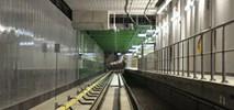 II linia metra od startu z pełnym zasięgiem sieci komórkowych