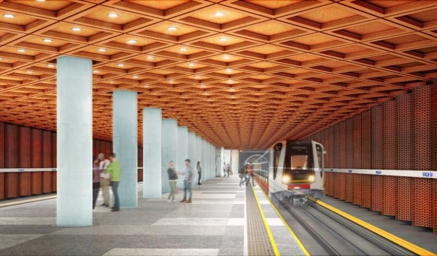 Metro na Bemowo z nowymi nazwami. Radni uchwalili nazwy stacji Bemowo i Ulrychów