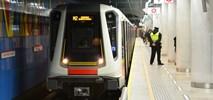 Pasażerowie uczą się metra. Dw. Wileński najpopularniejszy