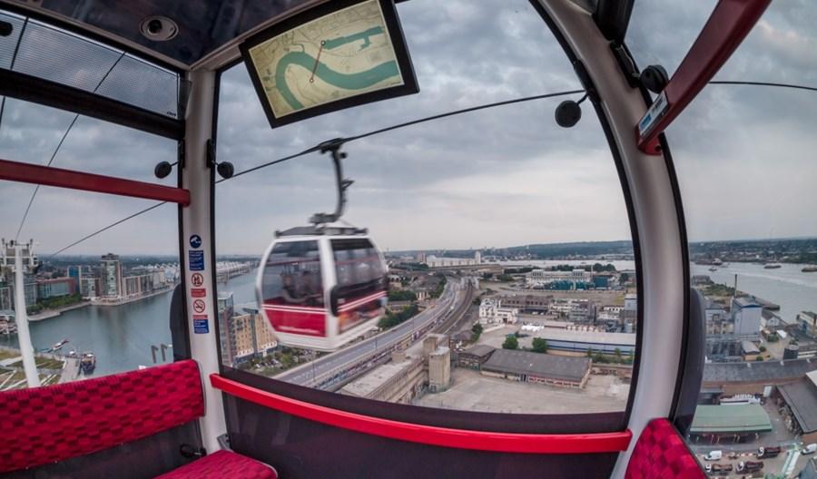 W Polsce musimy się jeszcze nauczyć kolei linowych