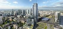 W Warszawie na byłej działce PKP powstanie najwyższy wieżowiec w Unii