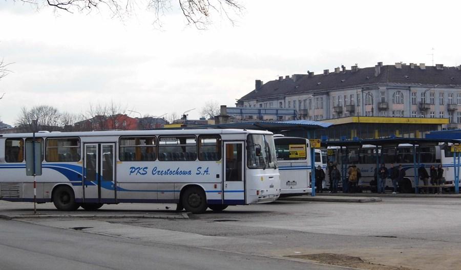 Komunalizacja PKS Częstochowa według powiatów