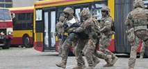 Trzy minuty i po strachu, czyli ćwiczebne odbijanie autobusu z rąk terrorystów