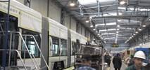 Pesa: Produkcja tramwajów na pełnych obrotach