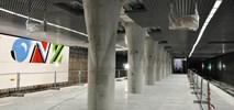 Metro: Rondo ONZ na finiszu - z kopułą, ścianami i kubikami