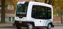 Gdańsk przetestuje autonomiczny mikrobus