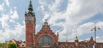 Gdańsk Główny z dworcem tymczasowym