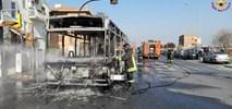 Rzym. W ciągu roku spłonęło 21 autobusów. Cztery w marcu