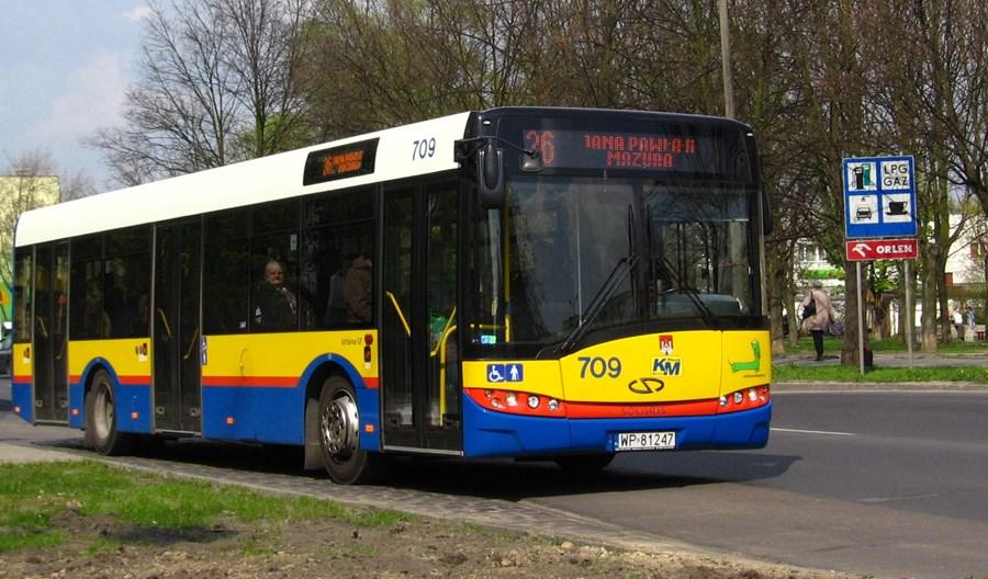Płock kupuje sześć używanych autobusów