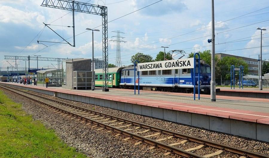 Warszawa Gdańska większa, z nowymi przejściami. Kolejne podejście