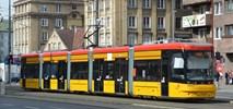 Warszawa: Dwukierunkowym tramwajem podczas remontu