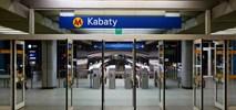 Metro przymierza się do rozbudowy układu torowego stacji Kabaty