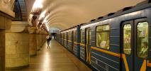 Kijów kupuje nowe pociągi metra