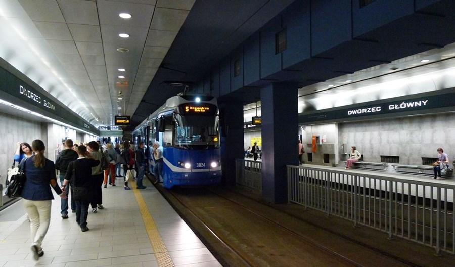 Budowa metra w Krakowie najwcześniej po 2021 r.