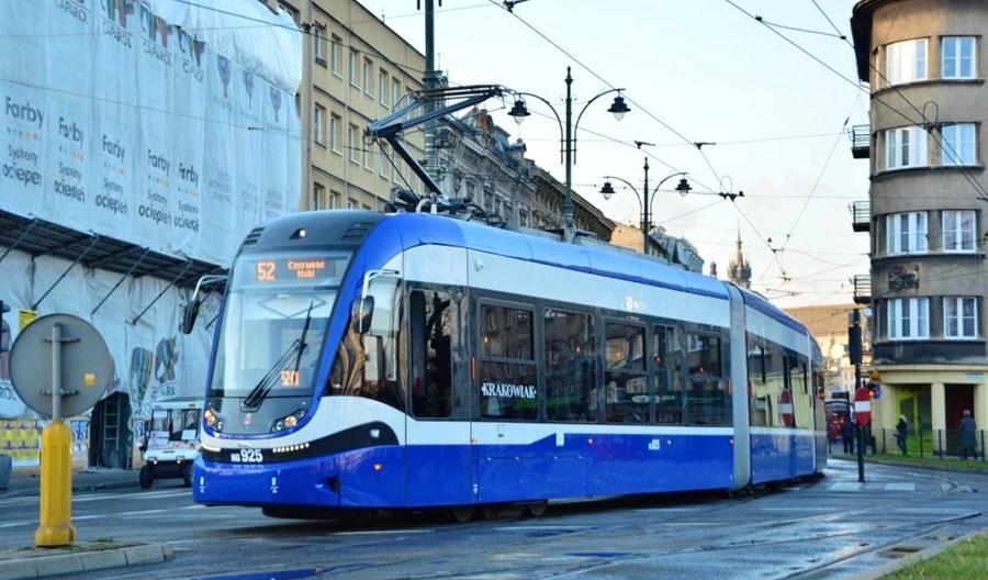 Kraków na smarownicach tramwajowych zaoszczędzi. Ciszej na łukach