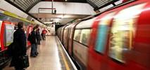 Londyn zwiększa przepustowość metra