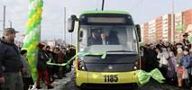 Lwów otworzył nową linię tramwajową