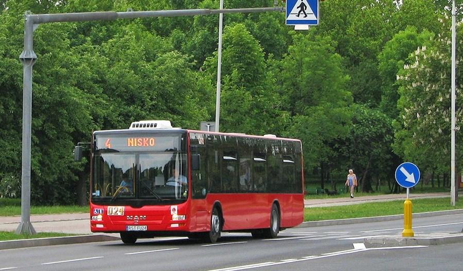 Stalowa Wola z e-biletem i dynamiczną informacją pasażerską