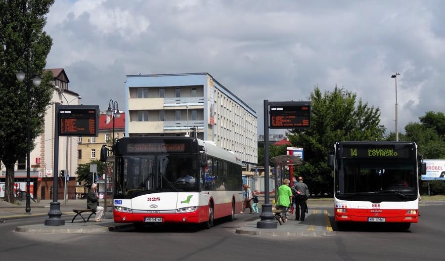 Radom kupuje dziesięć autobusów elektrycznych i ładowarki