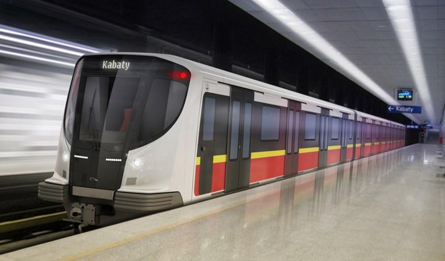 Pesa: Prosiłoby się, żeby w Warszawie jeździły polskie pociągi metra