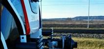 Nowy pociąg dla WKD w Żmigrodzie [zdjęcia]