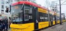 Warszawa: Jest umowa na trasę tramwajową do Winnicy. Zbuduje ją Balzola