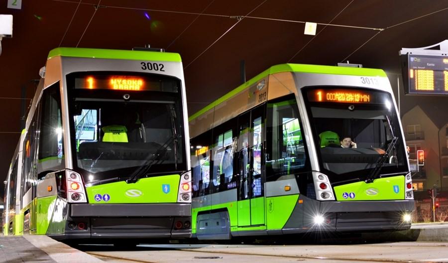Olsztyn otrzyma więcej pieniędzy z Unii na tramwaje